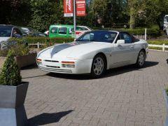 Porsche 944 Exportación