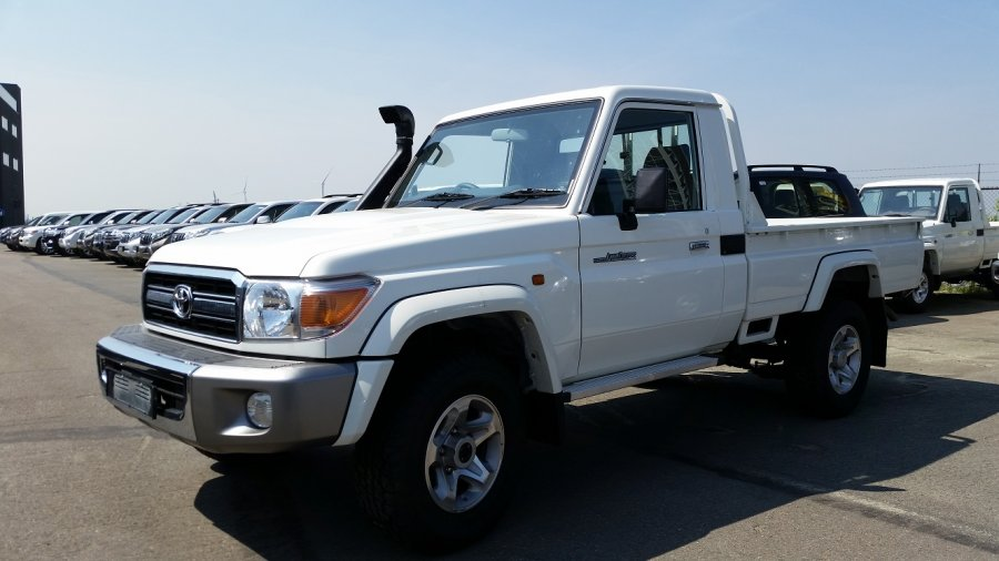 Export TOYOTA Land Cruiser Pick Up 4x4 79 Pick up 4.2L   HZJ 79