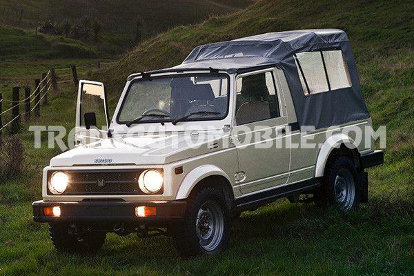 Import / export Suzuki Suzuki SAMOURAI  Gasolina   - Afrique Achat