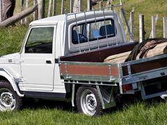 Suzuki SAMOURAI Exportación