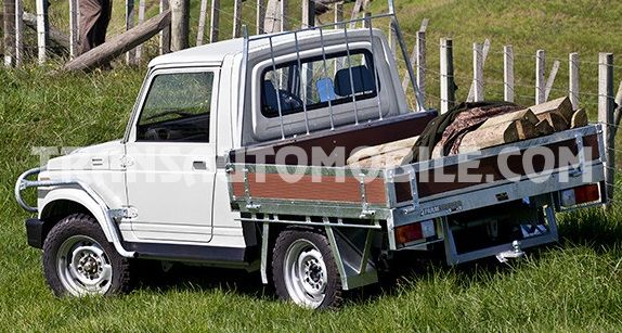 Import / export Suzuki Suzuki SAMOURAI  Essence   - Afrique Achat