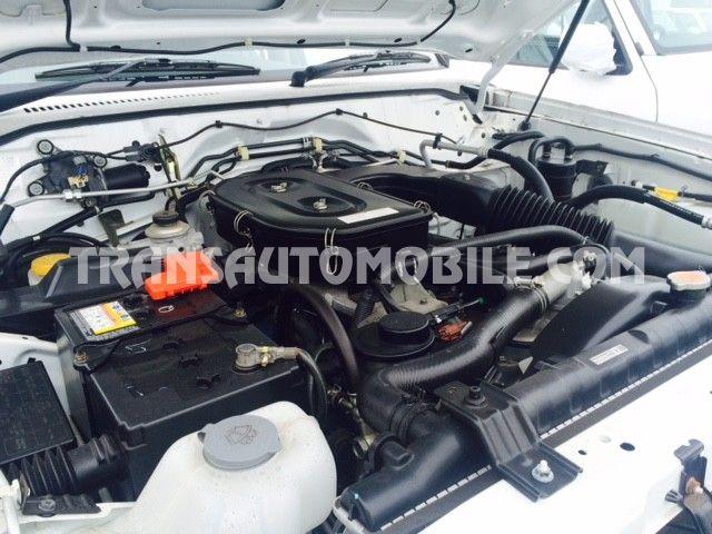 Price Nissan Patrol Standard Td42 10 Seats Diesel Africa