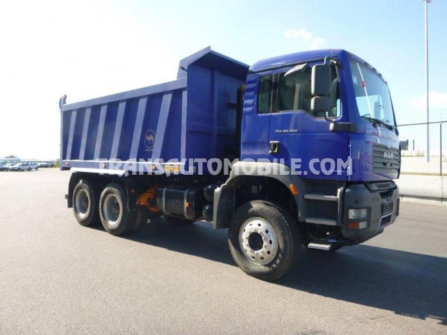 Import / export Man Man TGA 40.480 BB-WW-M Diesel   - Afrique Achat