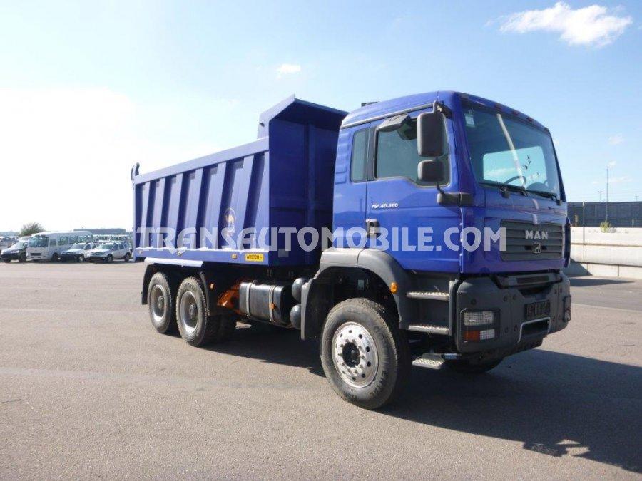 Import / export Man Man TGA 40.480 BB-WW-M Gasóleo   - Afrique Achat