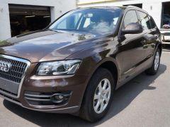 Audi Q5 Exportación