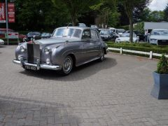 Rolls Royce SILVER CLOUD Export