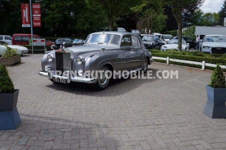 Import / export Rolls Royce Rolls Royce SILVER CLOUD I SLG20  Essence   - Afrique Achat