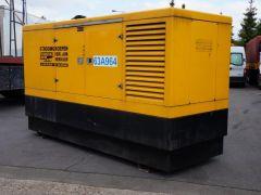 Export Intermetal - Motor 220 KVA
