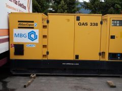 Atlas Copco QUAS338 Export