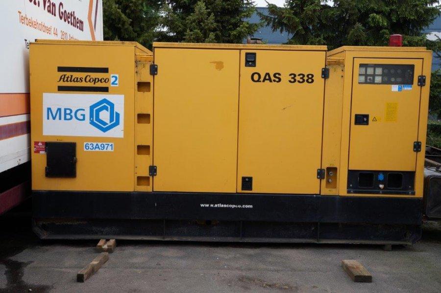 ATLAS COPCO QUAS338  300 KVA