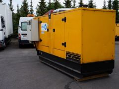 Sdmo MS180 180 kVA Gasóleo