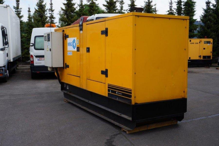 SDMO MS180  180 kVA