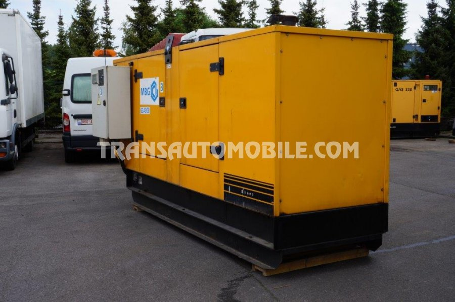 Import / export SDMO SDMO MS180 180 kVA Diesel   - Afrique Achat