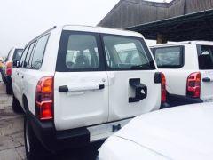 Nissan Patrol Exportación