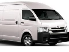 Toyota Hiace Export