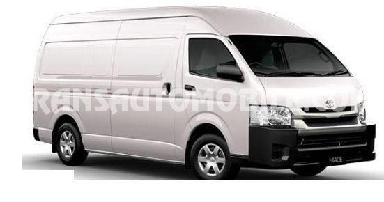 Export Camionnettes Toyota Hiace, Neuf
