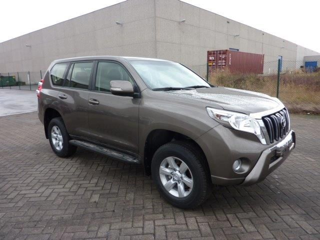 Export TOYOTA Land Cruiser 4x4 Prado 150 3.0L DIESEL  TXL-7 SAFARI  TXL-7 Safari