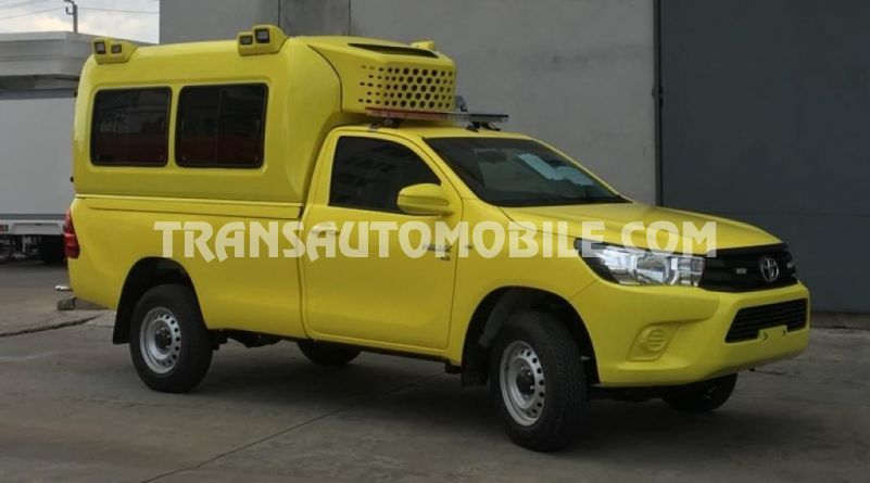Export Ambulances Toyota Hilux/REVO, Neuf