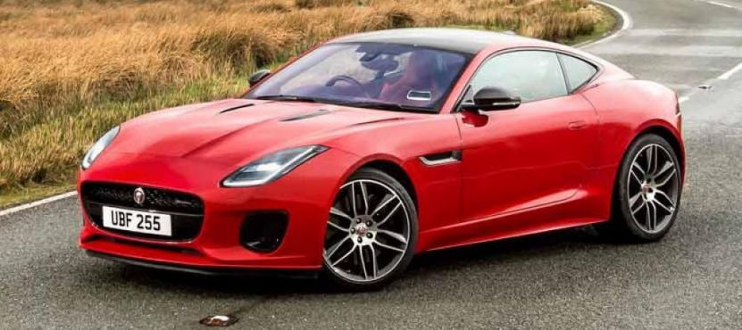 JAGUAR F-Type  S/C CONVERTIBLE
