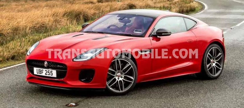 Export Cabriolet Jaguar F-Type, Neuf