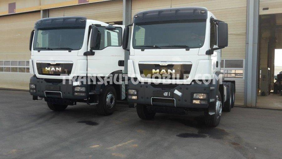 Import / export Man  TGS 33.440 Diesel Automatique