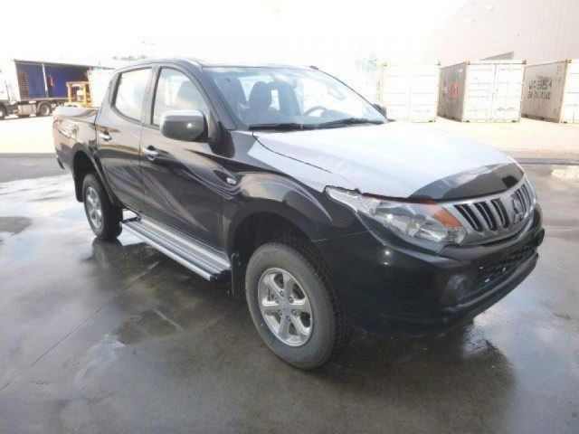 MITSUBISHI L200 Pick Up 4x4  TRITON - SPORTERO 2.5L TD  TRITON DOUBLE CABINE GLX NEW MODEL BASIC GLX