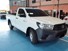 Toyota Hilux/REVO Pickup single Cab - RHD