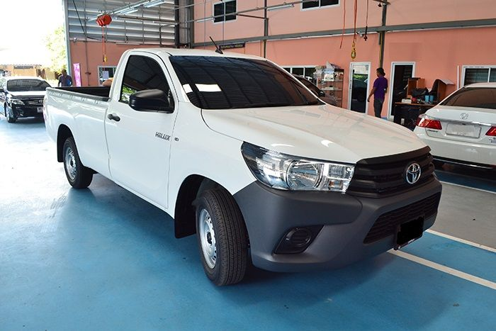 TOYOTA Hilux/REVO Pick Up 4x4  Pickup single Cab 2.4L TD