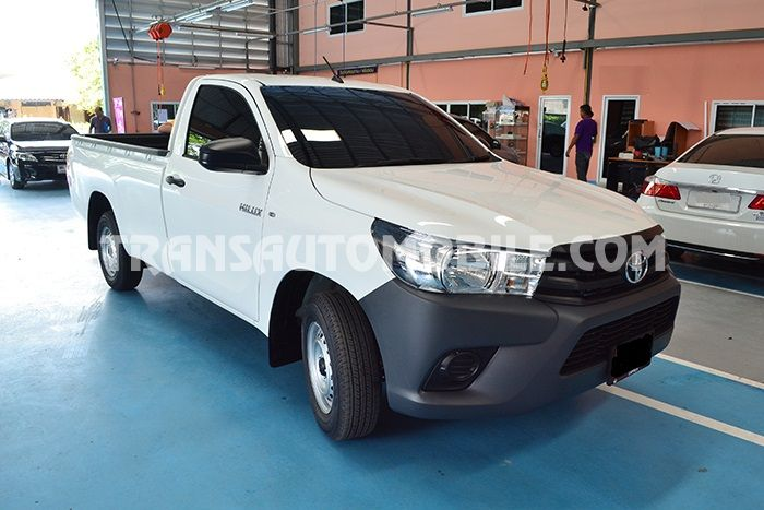 Export Simple cabine Toyota Hilux/REVO, Neuf