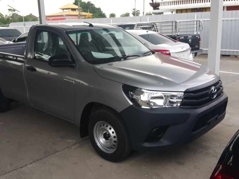TOYOTA Hilux/REVO Pick Up 4x4  Pickup single Cab 2.7L VVT-i  VVT-I