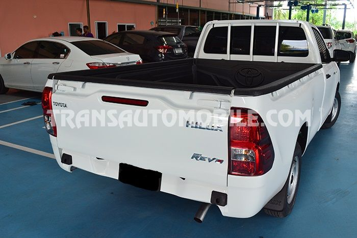 hilux revo pickup single cab neuf vendre 1999 toyota. Black Bedroom Furniture Sets. Home Design Ideas