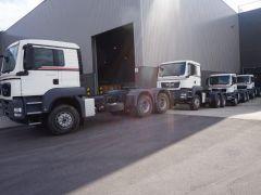 Man TGS 33.440 BBS Diesel