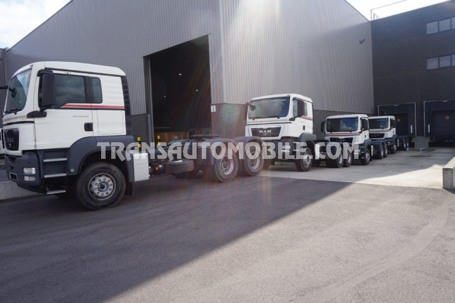 Export 6x4 Man TGS 33.440, Occasion