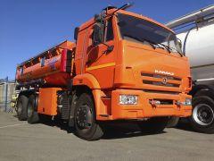 Kamaz 65115 Exportación