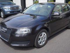Audi A3 Sportback Exportación