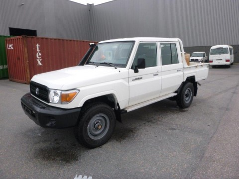 Toyota Land Cruiser Export