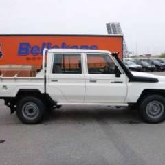 Toyota Land Cruiser 79 Pick up Gasóleo HZJ 79 Double cabin  RHD