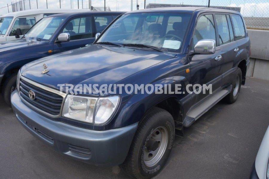 Toyota - Anuncios exportación Toyota Land Cruiser 105, nuevos o de ocasión - Export Toyota Land Cruiser 105