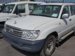 Export Toyota Land Cruiser 105