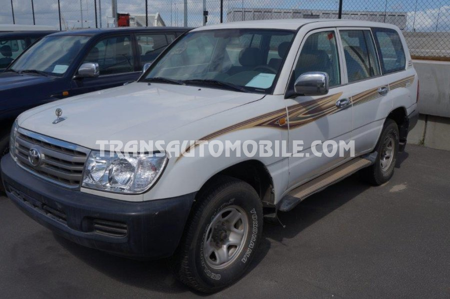 Import / export Toyota Toyota Land Cruiser 105 Gasóleo GX-R 9  - Afrique Achat