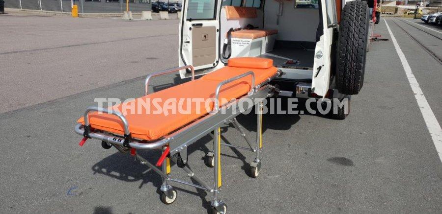 Toyota Land Cruiser 78 Metal top Diesel HZJ 78 Ambulance RHD