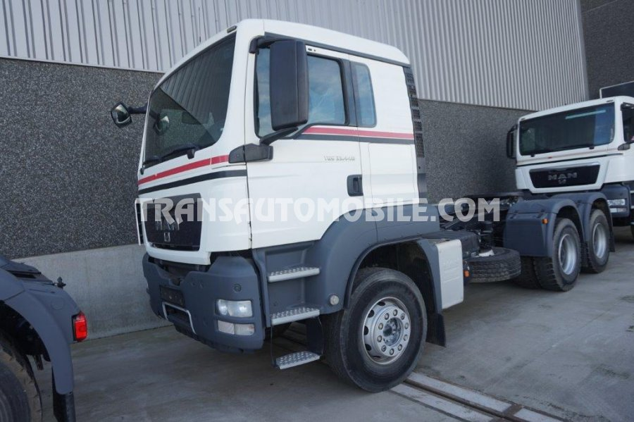Import / export Man Man TGS 33.440 BBS Gasóleo   - Afrique Achat