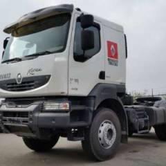 Exportação Renault Kerax 440.34