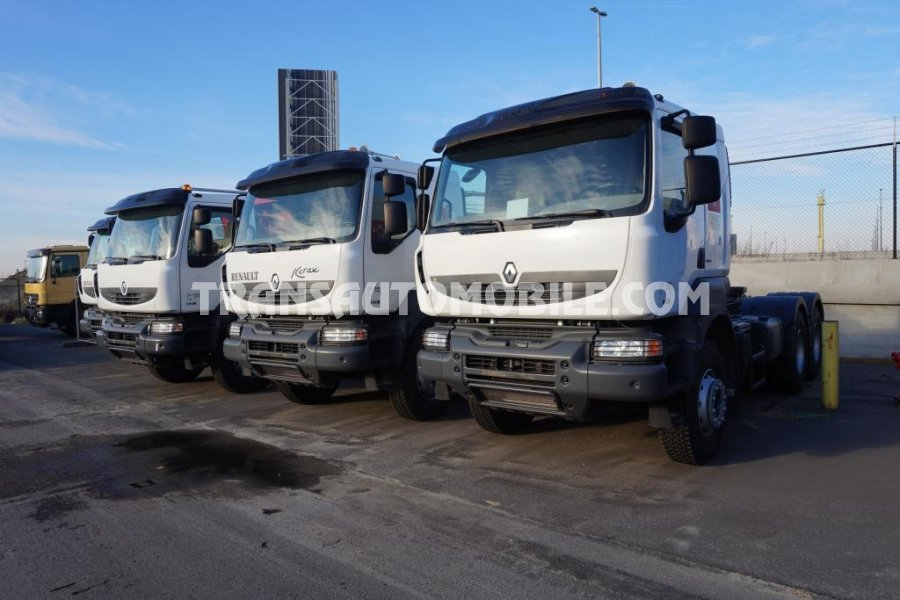 Import / export Renault Renault Kerax 440.34 Diesel   5 NOUVEAUX DISPONIBLES ! 5 NEW AVAILABLE !   (12/2015) - Afrique Achat