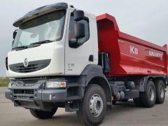 Renault Kerax Exportación