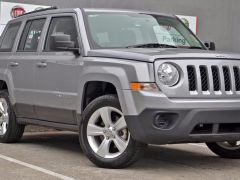 Jeep Patriot  - RHD