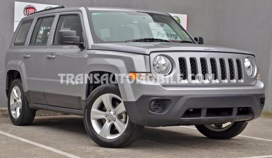 Jeep Patriot  Petrol   RHD