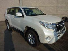 Toyota - Anúncios exportação Toyota Land Cruiser Prado 150, novos ou de ocasião - Export Toyota Land Cruiser Prado 150