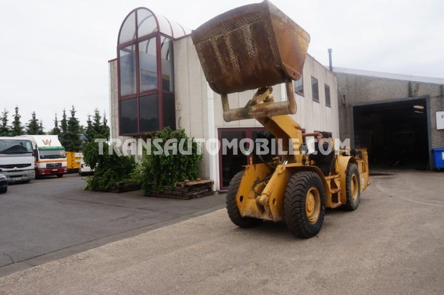 Import / export SANDVIK SANDVIK TORO 151 Diesel  Deutz F6L 912 W   - Afrique Achat