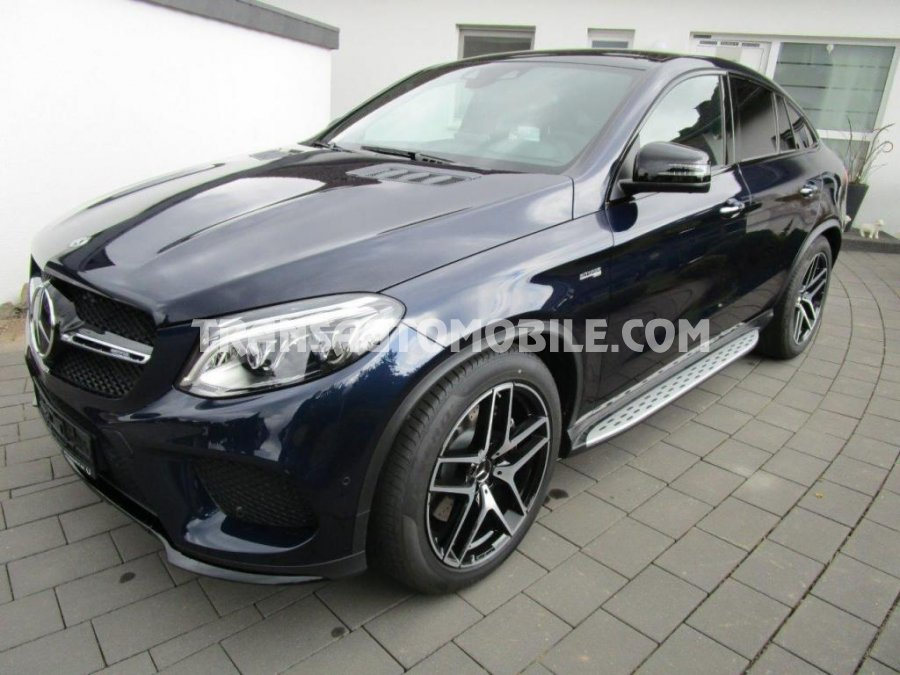 Export Mercedes GLE 43 AMG Coupé 3.0L V6 4MATIC